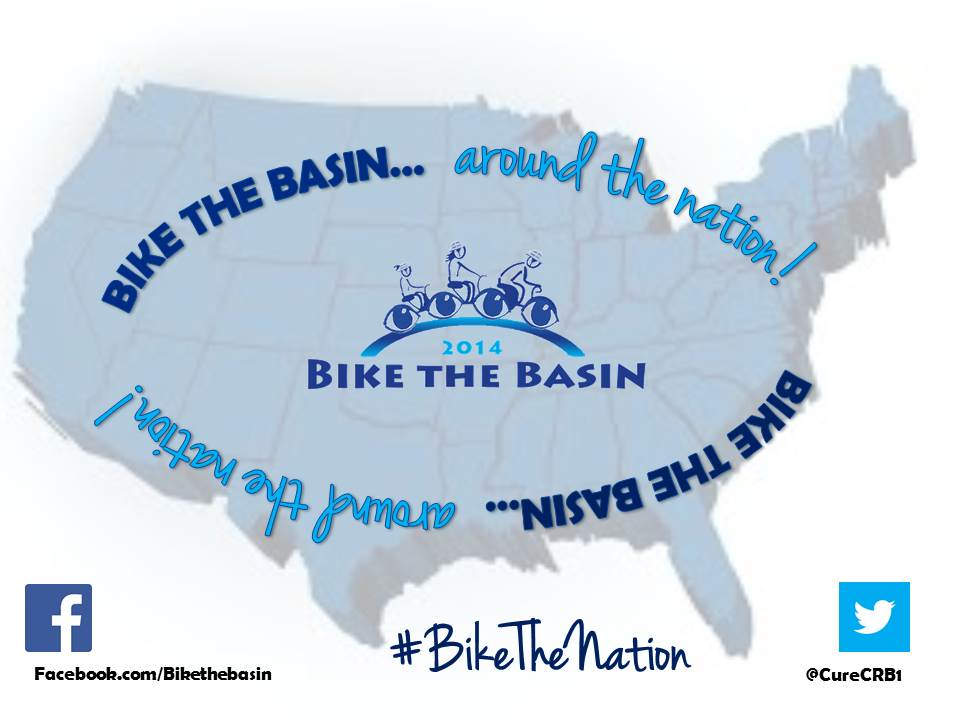 btb around the nation 2014 with map